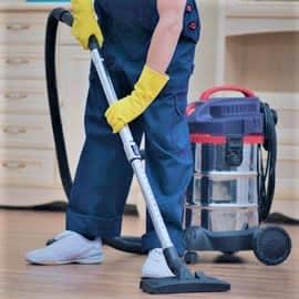 Cleaner Vacuuming