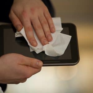 disinfecting and cleaning During Cold and Flu Season disinfecting